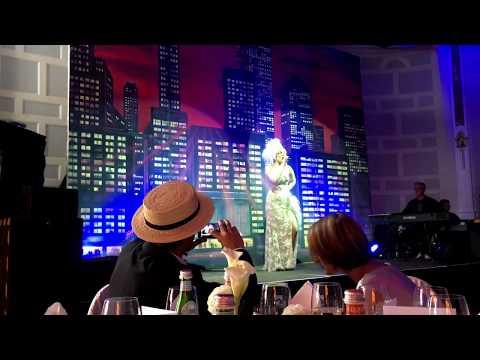 Melina Schmoll - Marilyn & Friends, Tina Turner , Lina Diva / Tribute singer video preview