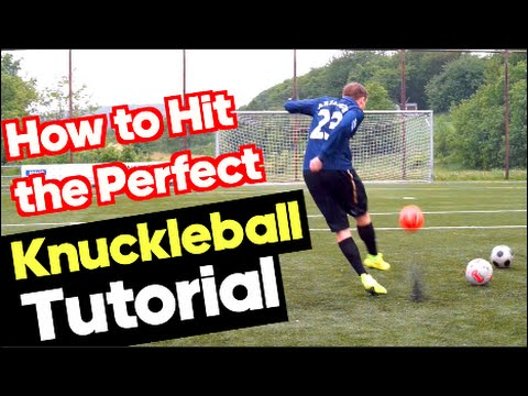 How To Hit The Perfect Knuckleball | Tutorial