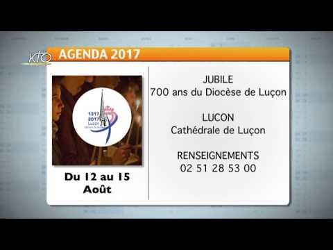 Agenda du 4 août 2017