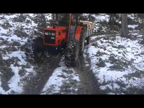 Same Explorer 2- Izvlacenje drva u Polosnici