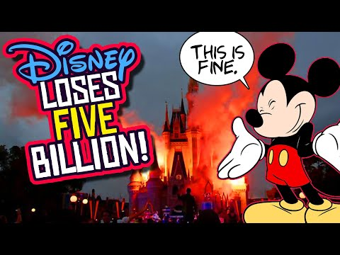 Disney Loses $5 BILLION in Q3! Mulan Goes VOD! Will Disney World LAYOFFS Follow?