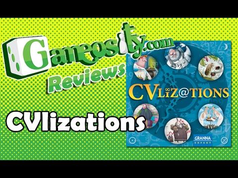 Gameosity Reviews CVlizations
