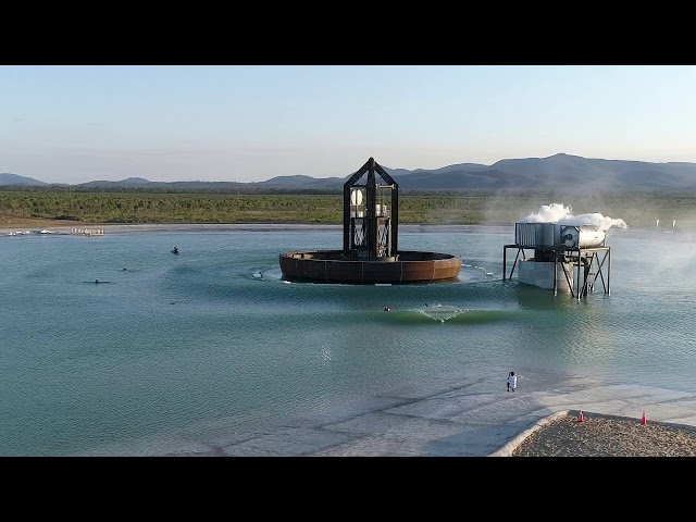 Mad Max Meets Surf: A First Look At Surf Lakes Wave Pool Australia