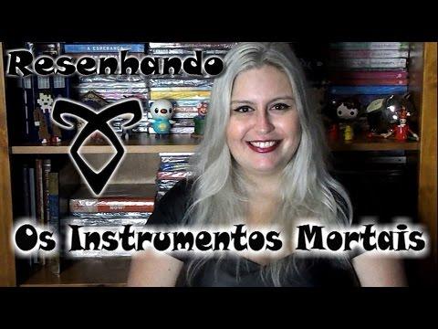 Resenhando: Os Instrumentos Mortais (VEDA #24) || Larissa Siriani