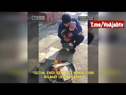 """YANGILANAYOTGAN O'ZBЕKISTON:""""Osmonimiz musaffo Lekin Xalqqa na gaz va  na elektr BOR! """" UYALINGLAR!!"""