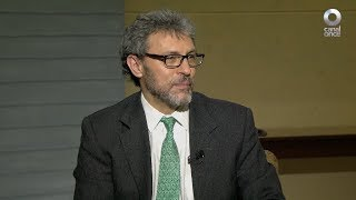 Conversando con Cristina Pacheco - Dr. Miguel Alcubierre Moya