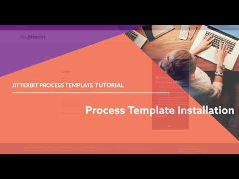 Jitterbit Process Template - Workday ServiceNow Employee Onboarding Offboarding Asset Provisioning
