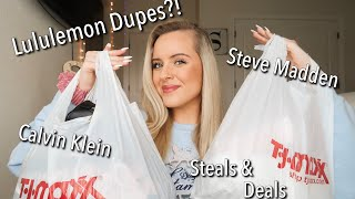 HUGE TJ MAXX **TRY ON HAUL** | Athletic Wear And MORE | The Best Deals You've Ever Seen...