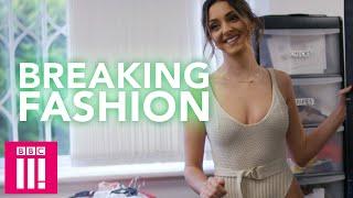Turning Around A Kylie Jenner Bodysuit | Breaking Fashion
