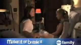 Кэсси Сербо, YouTube - Make It or Break It- Season 2 Promo(28.06.2010)