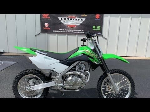 2020 Kawasaki KLX 140 in Greenville, North Carolina - Video 1