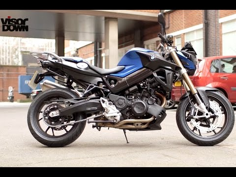 2015 BMW F800R review | Road test