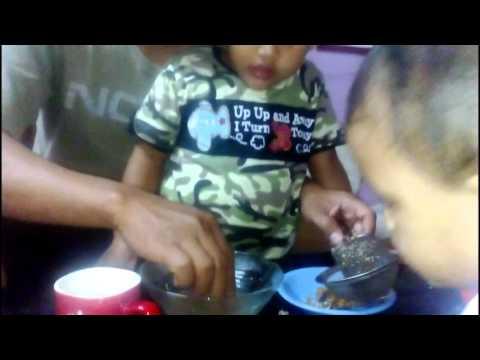 Video mengobati batuk pada anak