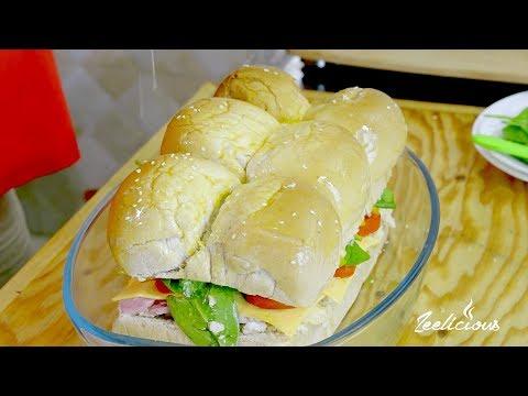 HOW TO MAKE BREAKFAST SLIDERS- BREAD ROLLS/DINNER ROLLS RECIPE- ZEELICIOUS FOODS