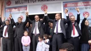preview picture of video 'Hüseyin Sözlü Ceyhan Seçim Ofisi Açılışı'