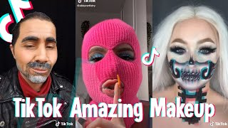 TIKTOK CRAZY MAKEUP COMPILATION #24