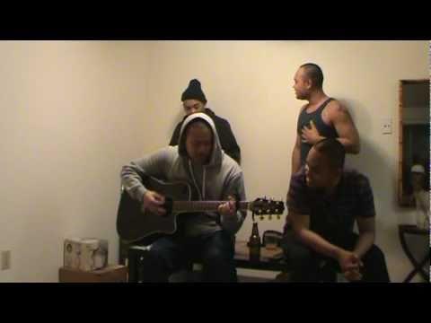 Chris Brown - No Bullshit (Acoustic Cover)