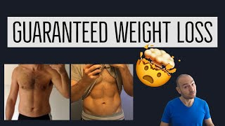 How To Lose Weight Without Exercise Or Dieting, GUARANTEED.