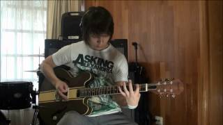 Angels & Airwaves - A Little's Enough (Guitar Cover)