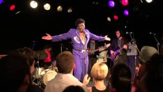 Charles Bradley - Let Love Stand A Chance (The Corner Hotel in Melbourne)