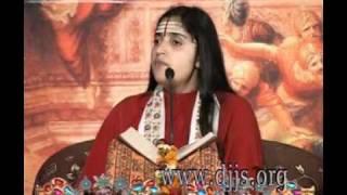 Importance of Guru - Shri Ram Katha by Sushri Shreya Bharati Ji