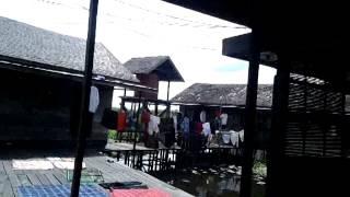 preview picture of video 'Ponpes darul aman desa pajukungan kalsel part1 tahun 2013/2014'