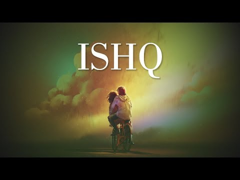 ISHQ (Lyrical Video) | Ali Sethi