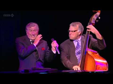 """Tony Bennett   """"Steppin' Out With My Baby""""."""