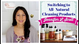 Switching to All Natural Cleaning Products | New Series