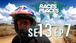 Races to Places SE13 EP7 - Kenya - Adventure Motorcycling Documentary Ft. Lyndon Poskitt