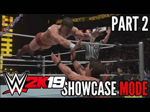 WWE 2K19   SHOWCASE #2   The Return of Daniel Bryan - VS CHRIS JERICHO