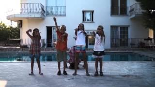preview picture of video 'Дети Русского Квартала на Северном Кипре...'