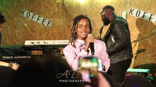 KOFFEE EP LAUNCH AT POP BRIXTON