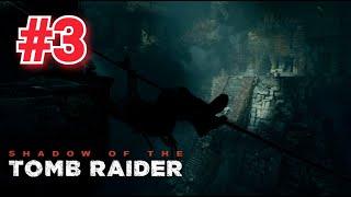 SHADOW OF THE TOMB RAIDER - [Walkthrough Gameplay ITA HD - Parte 3] - ESPLORIAMO IL TEMPIO!!