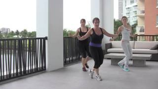 Merengue CARDIO FITNESS, Workout 4, StepFlix Lessons. by StepFlix