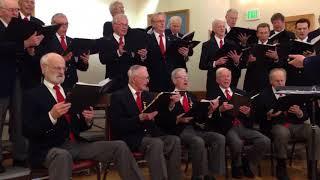 2015 Norwegian Men's Choir