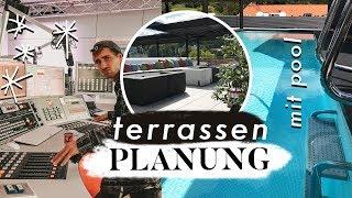 Unsere Pläne Für Die Terrasse + Besuch Beim Radio   MANDA Vlog