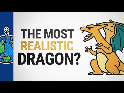 Nejlepší drak z pohledu vědy - MinuteEarth