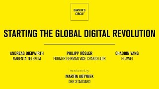 Starting The Global Digital Revolution
