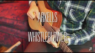 "Chalk TV: Arkells - ""Whistleblower"" (Acoustic)"