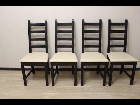 Обивка стульев своими руками
