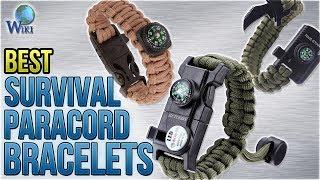 10 Best Survival Paracord Bracelets 2018