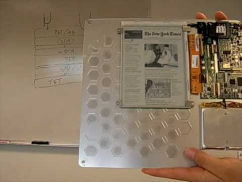 E Ink's AM300 Dev Kit Capable of Quick Animations and Touch Input