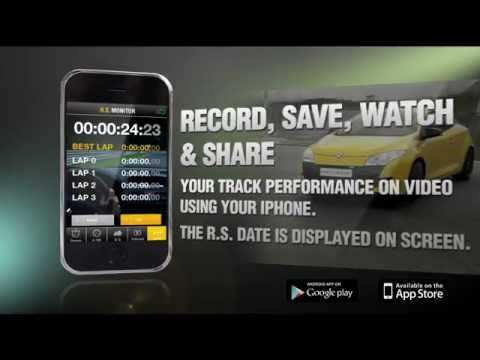 Video of R.S. Monitor - Renault Sport