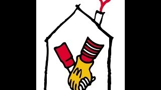 Welcome to the Ronald McDonald House!