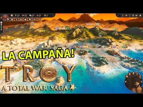 Gameplay de A Total War Saga: TROY