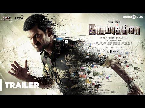 Irumbuthirai Official Trailer