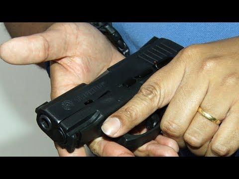 O que pensam moradores de Nova Friburgo quando o assunto é arma?