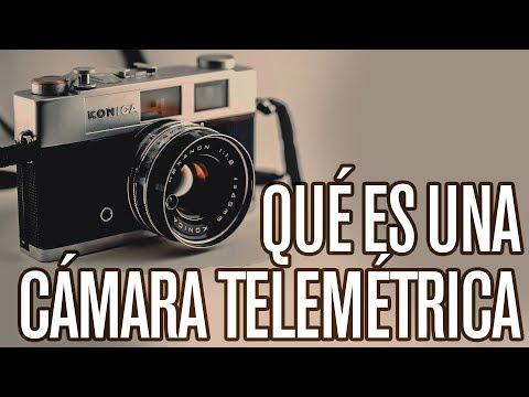Qué es una cámara telemétrica o rangefinder - Hiperfocal