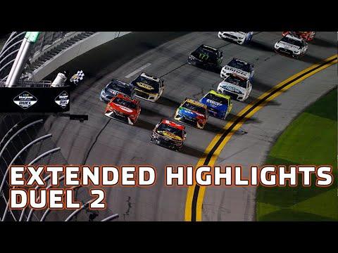 NASCAR 2021 ブルーグリーンバケーション at DAYTONA2のハイライト動画